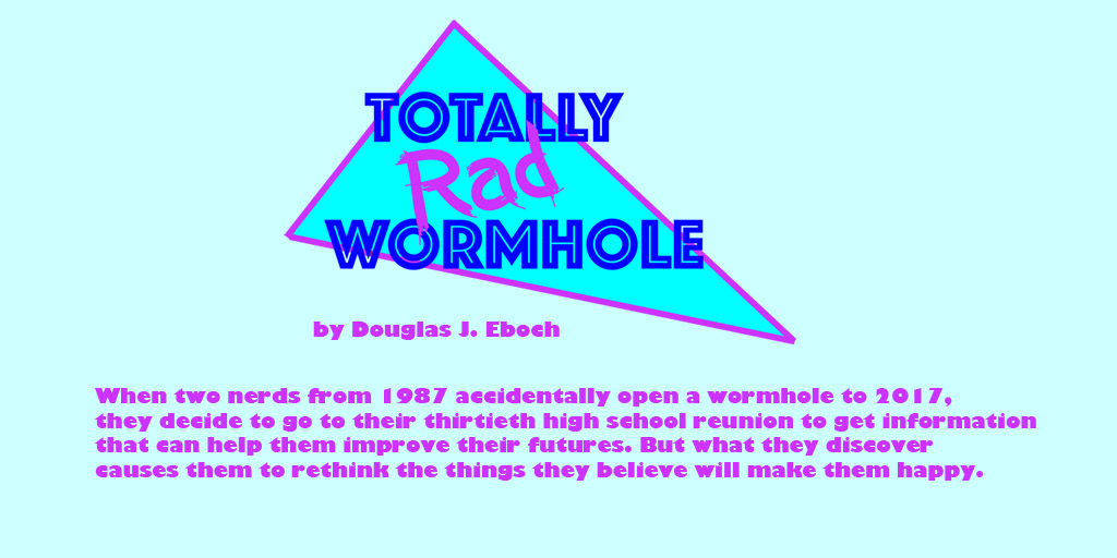 Totally Rad Wormhole